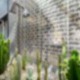 solid glass bricks by obeco glass blocks