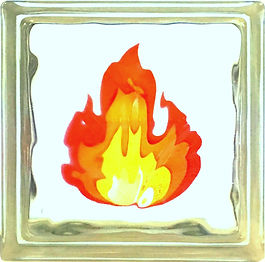 fire rated glass blocks by obeco glass blocks