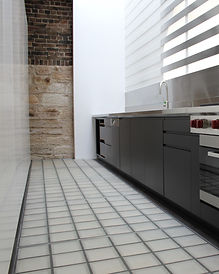 obeco glass blocks, glass blocks paving, glass block flooring, glass block pavers, glass block installation, glass bricks