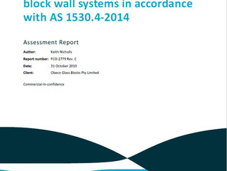 New Fire Rating Assessment from the CSIRO