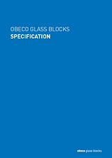 Obeco Glass Blocks Specification