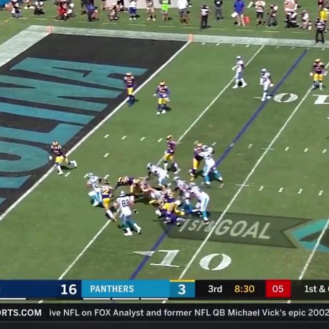 Carolina Panthers Promotion