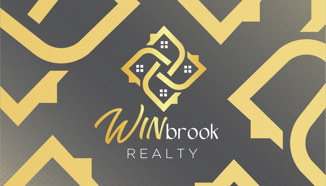 WINbrook Realty Business Card (Back)