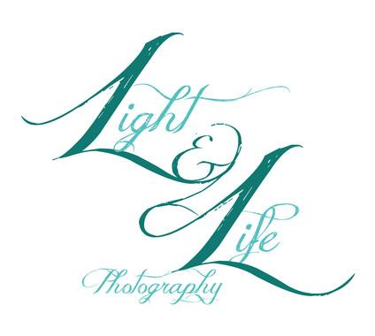 Light & Life Photography Logo Design