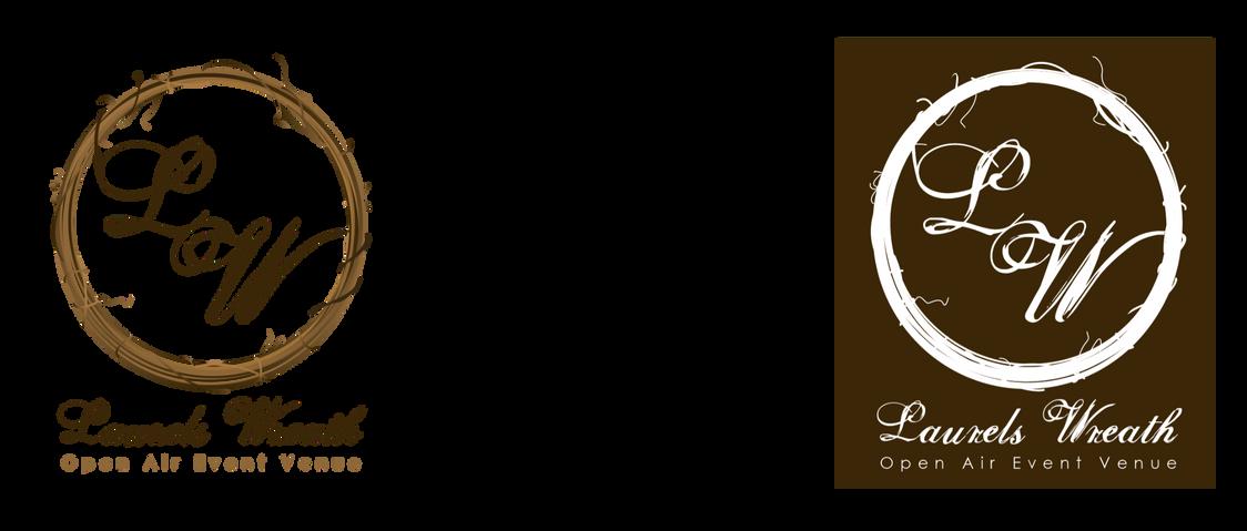 Laurels Wreath Logo Design