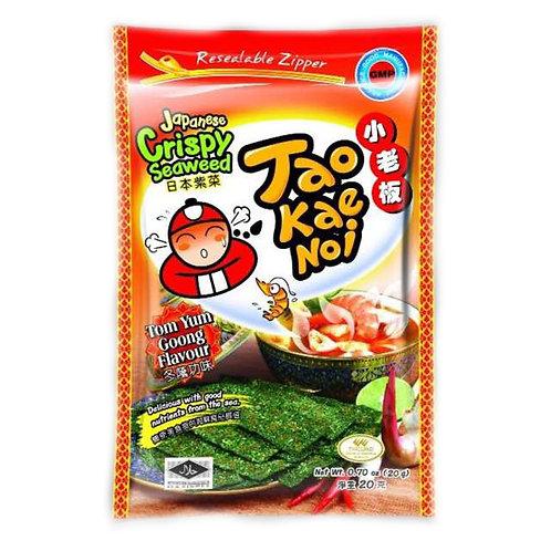 10pkts Seaweed - Tomyam
