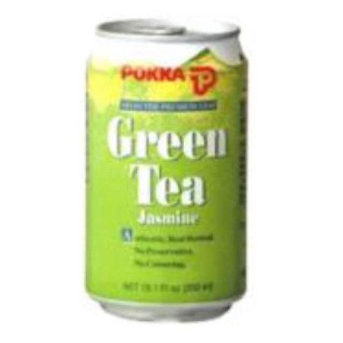 10cans Jasmine Green Tea