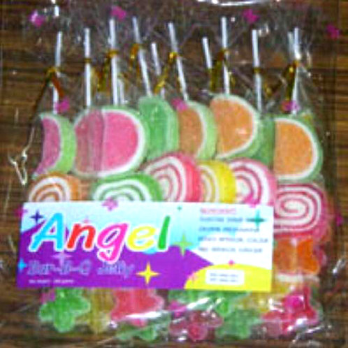 10pcs Lollipop - Gummy