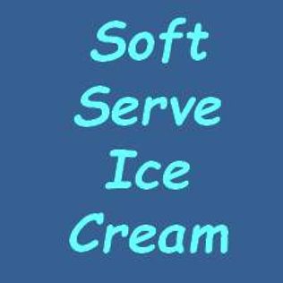 Soft Serve Ice-Cream