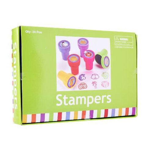 20pcs Ink Stampers - Animals