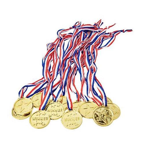 20pcs Toy Medals