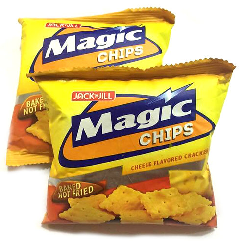 10pkts Magic Chips - Cheese