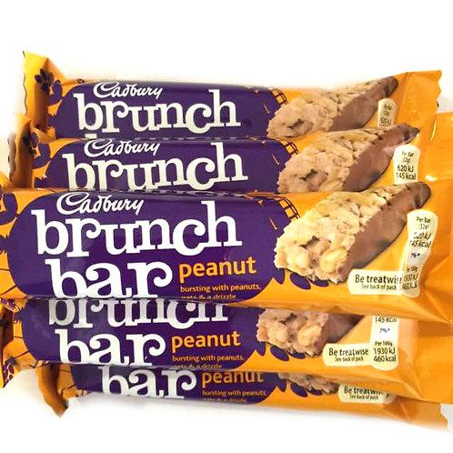 10pcs Cadbury Cereal Bar - Peanut