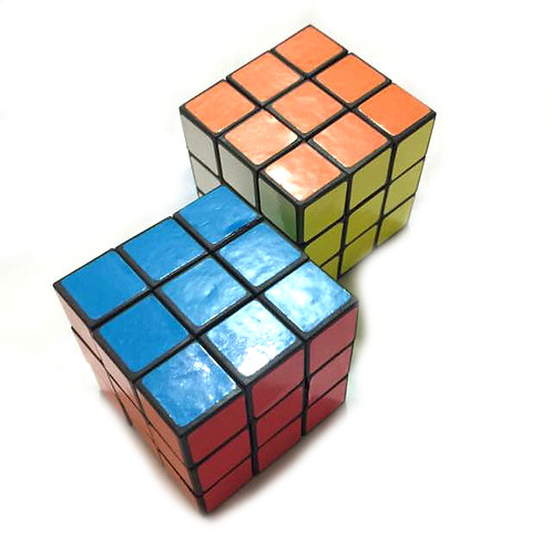 10pcs Magic Cube