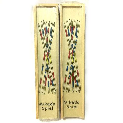 10sets Pickup Sticks - Wooden