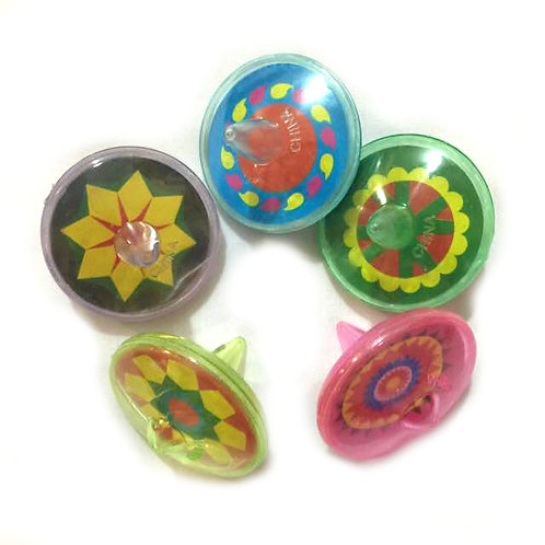 10pcs Spin Top