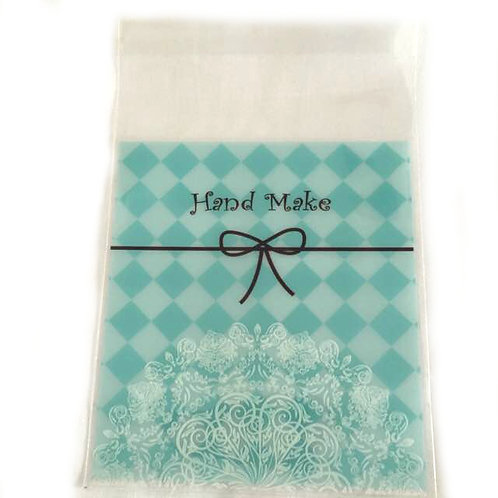 20pcs Plastic Bag with Seal - 10x10cm