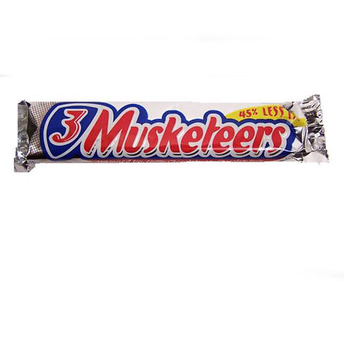 10pkts 3 Musketeers Chocolate