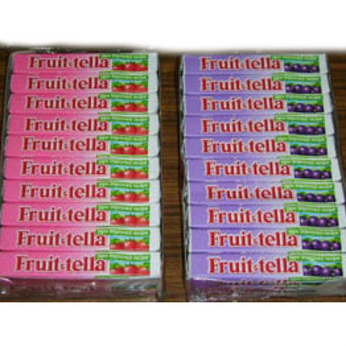 10tubes Fruit Tella