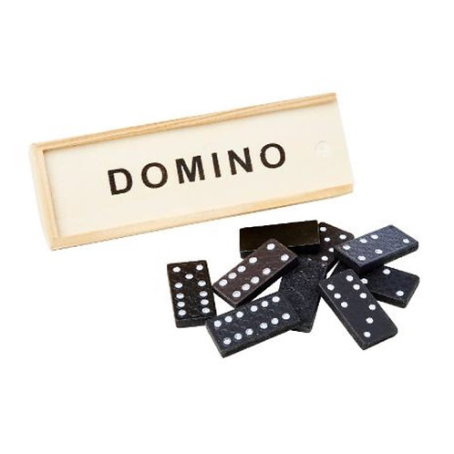10 Sets Wooden Dominoes