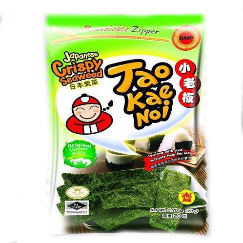 10pkts Seaweed - Original