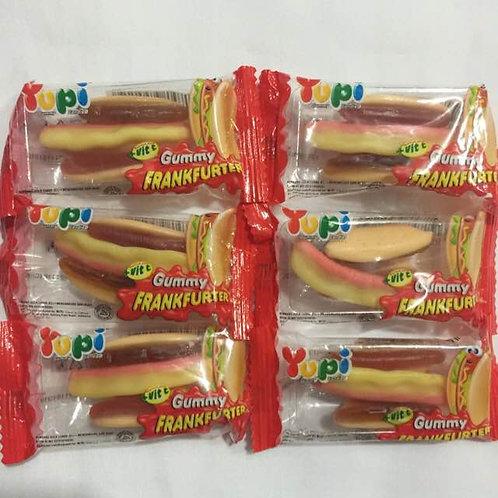 20pkts Gummy - Hotdog