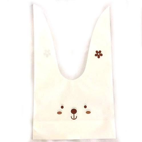 20pcs Plastic Tie Bag