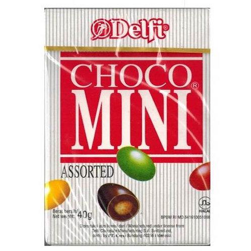 10pkts Choco Mini - Assorted
