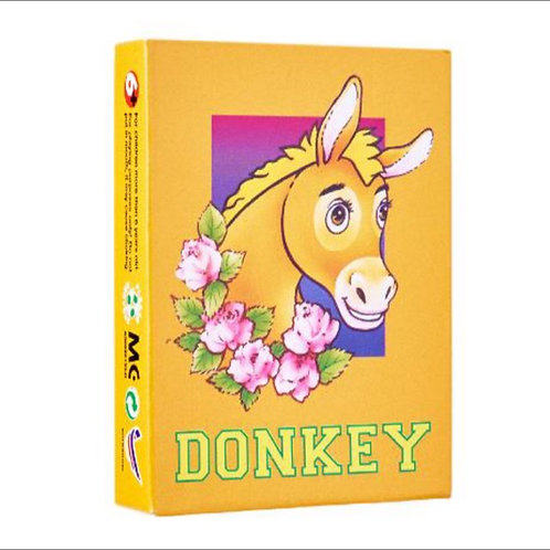 10pcs Cards - Donkey