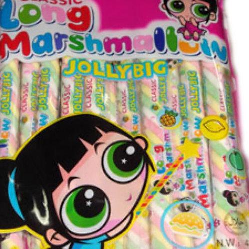10pcs Long Marshmallow