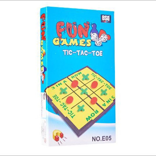 10pcs Magnetic Board Game - Tic Tac Toe