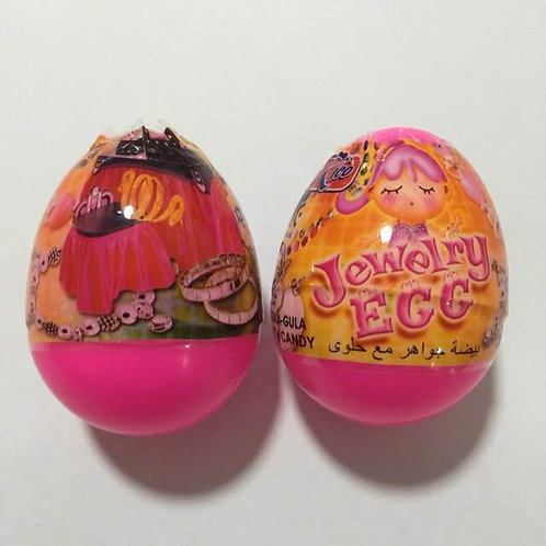 10pcs Surprise Eggs - Jewellery