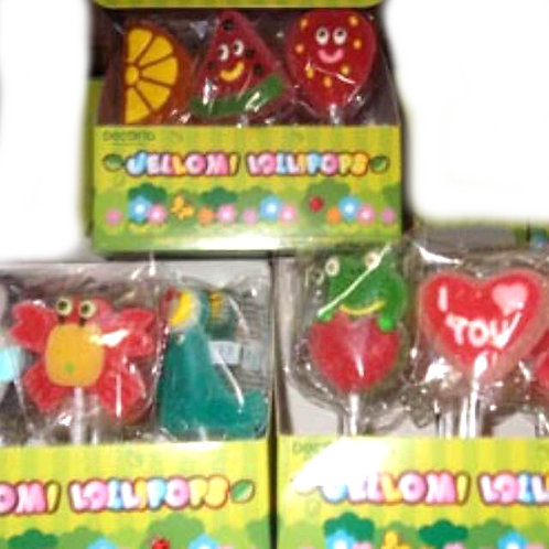 10sticks Lollipop - Gummy Korea