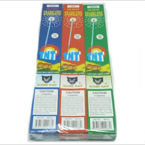 10boxes Sparklers - TNT - 12inches