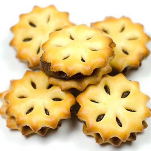 1kg Biscuits - Pineapple Jam