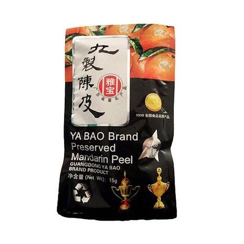 10pkts Preserved Mandarin Peels
