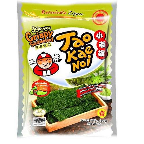 10pkts Seaweed - Wasabi