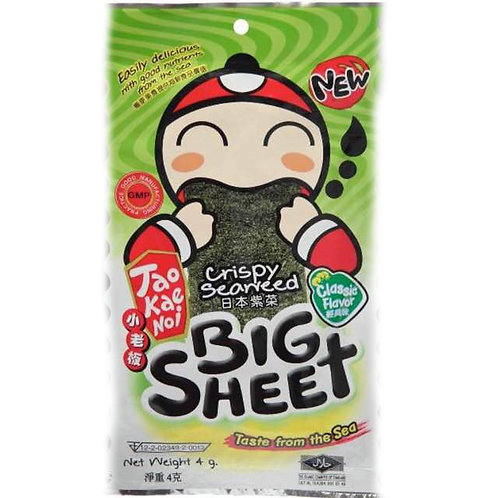 10pkts Seaweed Big Sheet - Original