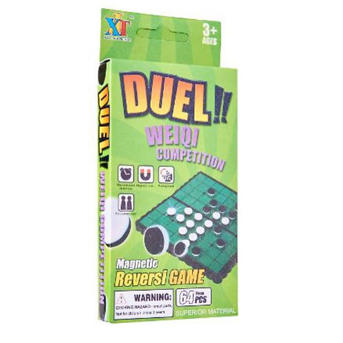 10pcs Magnetic Board Game - WeiQi / Reversi