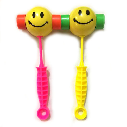 10pcs Smiley Sound Hammer