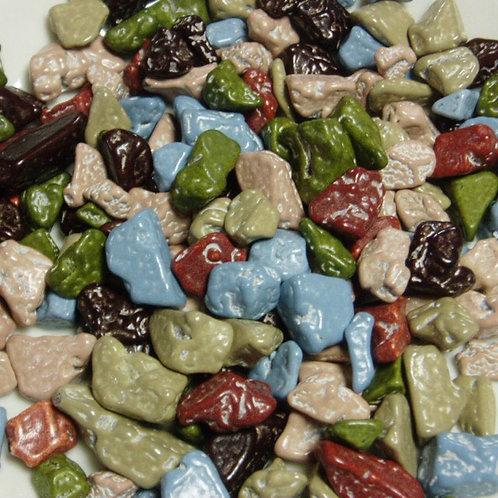 20pkts Halal Stone Shape Chocolate