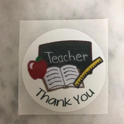 20pcs Sticker - Teacher's Day - 002