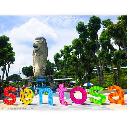 Sentosa | Chalets Surcharge