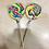 Thumbnail: 10pcs Lollipop - Twirl Dia 7cm