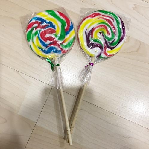 10pcs Lollipop - Twirl Dia 7cm