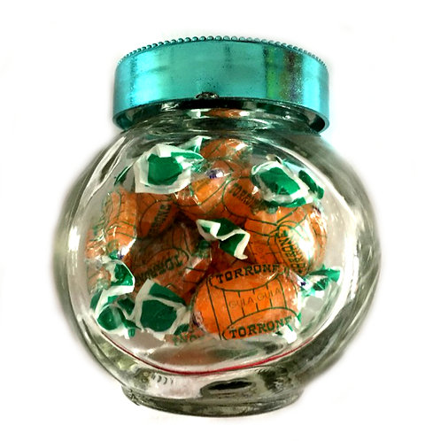 23pcs Glass Jars with Candy