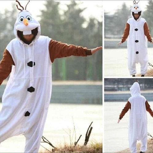 Olaf Costume Mascot - 30 Minutes