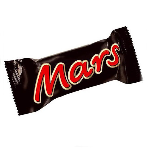 10pcs Mars - Funsize