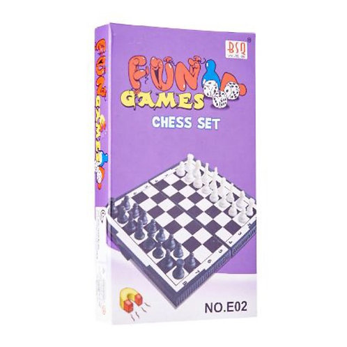 10pcs Magnetic Chess Board Game