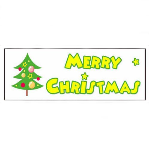 20pcs Sticker Seal - Xmas Christmas 010